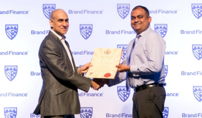 Commercial Bank honoured by Brand Finance for Top 10 ranking 15 years in a row
