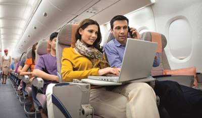 Emirates Sees Free Onboard Wi-Fi as Future Standard