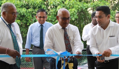 DIMO Agribusinesses opens its new office at Sapugaskanda
