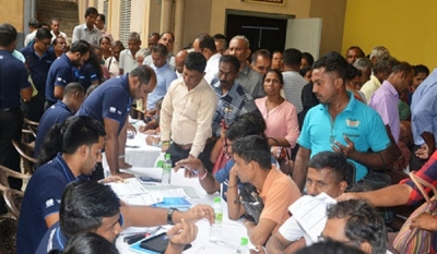 "ComBank hosts ""Pensioners' Day"" in Kurunegala"