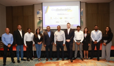 Sri Lanka hosts series of international triathlons in 2020