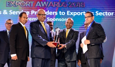 South Asia Textiles wins Silver at NCE Export Awards 2018