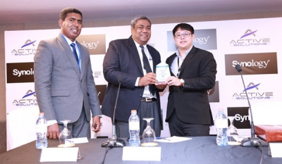 Active Solutions and Synology Celebrates 15-Year Partnership in Data Storage Solutions in Sri Lanka