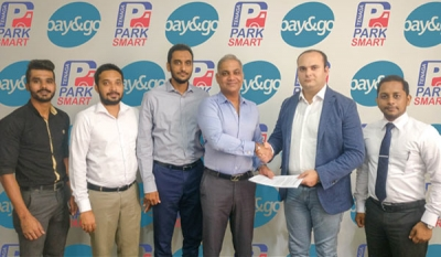 Pre-paying for parking is made easier with Pay&Go