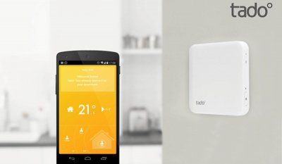 Smart Thermostat company tado° goes beyond heating control presenting a revolutionary connected maintenance service