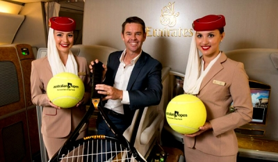 Emirates and Australian Open serve up multi-year deal