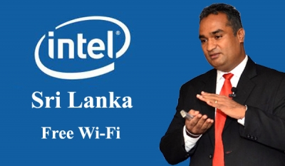 Intel Sri Lanka lauds government's plan to provide free Wi-Fi