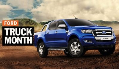 Ford Celebrates 'Truck Month' Campaign with Special Deals for Customers