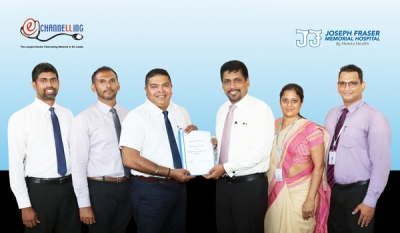 eChannelling welcomes Joseph Fraser Memorial Hospital by Melsta Health into its portfolio of 250+ leading hospitals
