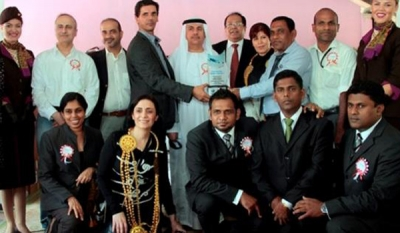 Etihad Airways Organises Charity Visit to Sri Lanka to Support Global Education and Health Intiative
