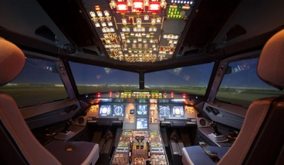 SIM-Industries is Now Lockheed Martin Commercial Flight Training