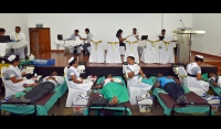 Ceylinco Life hosts 15 blood donation camps to mark 15th year of market leadership