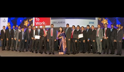 HNB Grameen Finance recognized as one of Sri Lanka's 'Greatest Places to Work'
