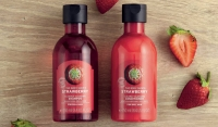 Fruity Delights : The Body Shop introduces Strawberry Haircare and fruity Lip Juicers (06 photos)