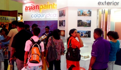Asian Paints to offer preview of new 'Smart Care' products at 'Architect 2015'