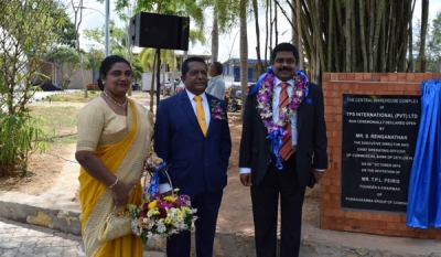 TPS International opens largest warehouse of its kind in Sri Lanka ( 11 photos )