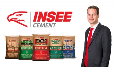 INSEE Cement offers unique customized solutions to build the nation