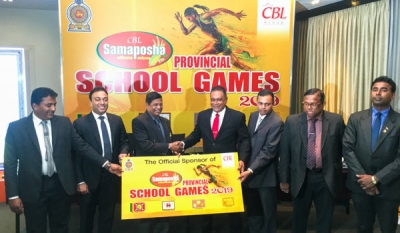 Samaposha Powers Provincial Schools Sports to Uplift Sporting Standards