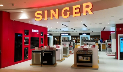 Singer Superstore Unveiled at One Galle Face Mall ( 08 Photos )