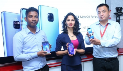 HUAWEI Introduces Mate 20 Series in Sri Lanka with the world's first 7nm chipset